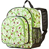 Wildkin Lady Bug Pack 'n Snack Backpack