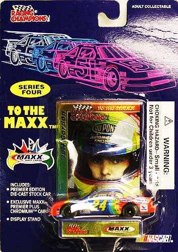 Racing Champions Series Four to the Maxx #24 Jeff Gordon