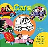 img - for A Mini Magic Color Book: Cars (Mini Magic Color Books) book / textbook / text book