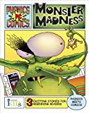 img - for Phonics Comics: Monster Madness (Phonics Comics - Level 3) book / textbook / text book