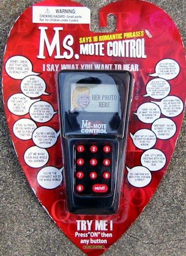 Ms. Mote Control - 1