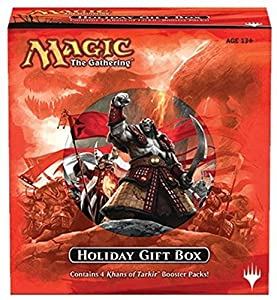 Magic: the Gathering - Khans of Tarkir Holiday Gift Box KTK