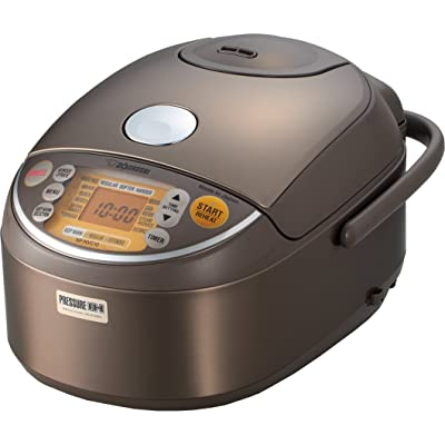 Zojirushi Induction Heating Pressure Rice Cooker Via Amazon