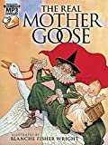 img - for The Real Mother Goose: with MP3 Downloads (Dover Read and Listen) book / textbook / text book