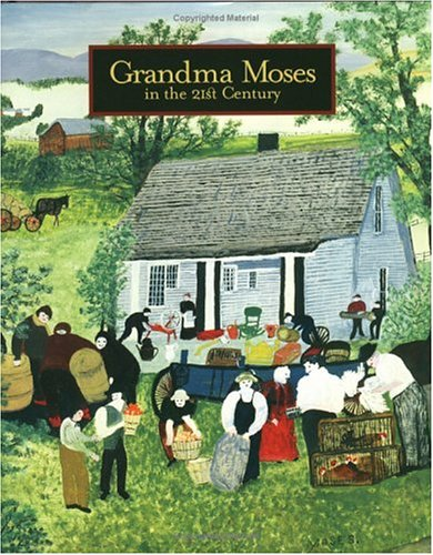 how to tell an original grandma moses painting