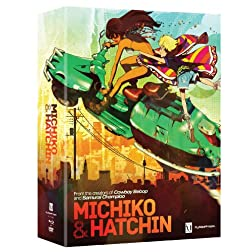 Michiko & Hatchin: Complete Series, Part 1 [Blu-ray]