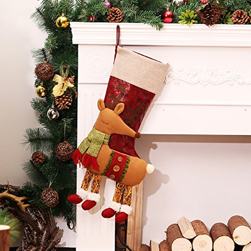 Top 5 Best Personalized Xmas Stockings For Sale 2016