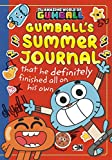 Eric Luper Gumball's Summer Journal That He Definitely Finished All on His Own (Amazing World of Gumball)