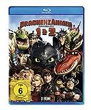 DVD Cover 'Drachenzähmen leicht gemacht 1 und 2 Doppelbox [Blu-ray]