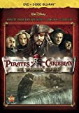Pirates Of The Caribbean: At Worlds End (Three-Disc Blu-ray / DVD Combo in DVD Packaging)
