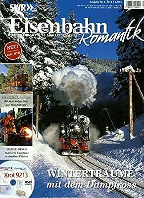 Eisenbahn-Romantik [Jahresabo]