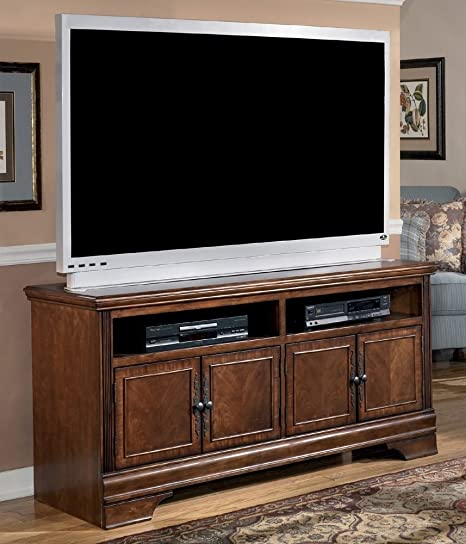 Traditional Dark Brown Hamlyn Large TV Stand