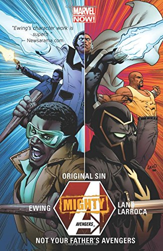 Mighty Avengers 03 Original Sin Not Fathers Avengers