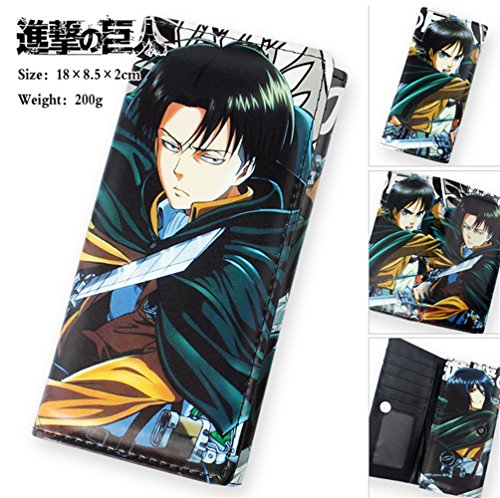 hotproduct-attack-on-titan-two-fold-wallet-cosplay-levi-eren-jaeger-mikasa-ackerman-leather-long-pur