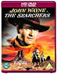 The Searchers [HD DVD] [Import anglais]