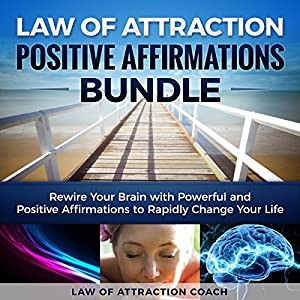 Law of Attraction Positive Affirmations Bundle Speech