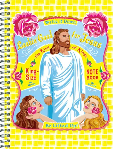 Lookin' Good for Jesus Journal
