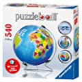 Metallic Earth 540 Piece Puzzleball