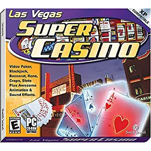 Amazon.com: Las Vegas Super Casino: Video Games