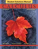 Student Solutions Manual to accompany Calculus: Multivariable, Sixth Edition
