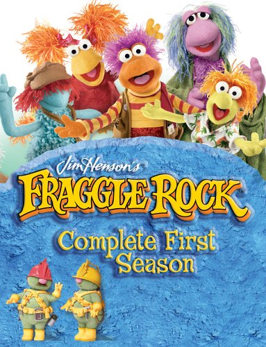 Fraggle Rock: Complete First Season [DVD] [Region 1] [US Import] [NTSC]