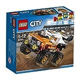 #1: Lego Stunt Truck, Multi Color