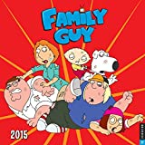 Family Guy 2015 Wall Calendar