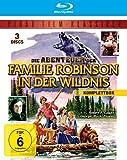 Die Abenteuer der Familie Robinson in der Wildnis - Komplettbox (Die legend�re Spielfilmtrilogie in brillianter HD-Abtastung) (Pidax Film-Klassiker) [3 Blu-rays]