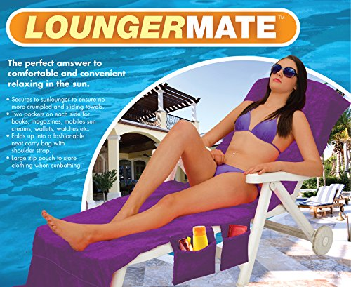 vivoc-lounger-mate-beach-towel-sun-lounger-for-holiday-garden-lounge-with-pockets-purple