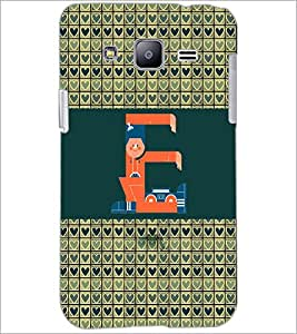 PrintDhaba GRANDbet E D-2593 Back Case Cover for SAMSUNG GALAXY J2 (Multi-Coloured)