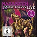 Hair of the Dog Live [CD + DVD]
