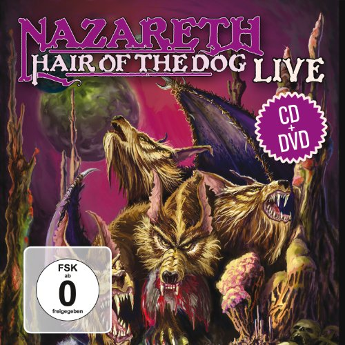 Hair Of The Dog Live