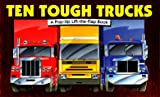 img - for Ten Tough Trucks (Anytime Book) book / textbook / text book