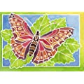 Ravensburger 29154 - Schmetterling - Aquarelle Mini, 8,5 x 12 cm