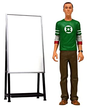 Big Bang Theory - Figurine 18cm Sheldon Cooper