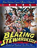 Blazing Stewardesses/Naughty Stewardesses Double Feature