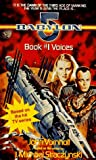 Voices: Babylon 5, BooK #1 (0440220572) by Vornholt, John