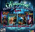 Paranormal Mysteries 5 Amazing Hidden Object Games 4 Pack from Legacy Games