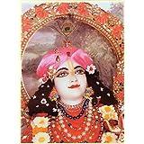"Dolls Of India ""Lord Krishna"" Reprint On Paper - Unframed (36.83 X 26.67 Centimeters)"