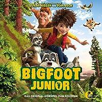 Bigfoot Junior: Das Original-Hörspiel zum Kinofilm Hörbuch