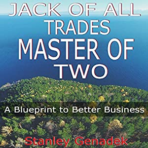 Jack of All Trades, Master of Two Audiobook