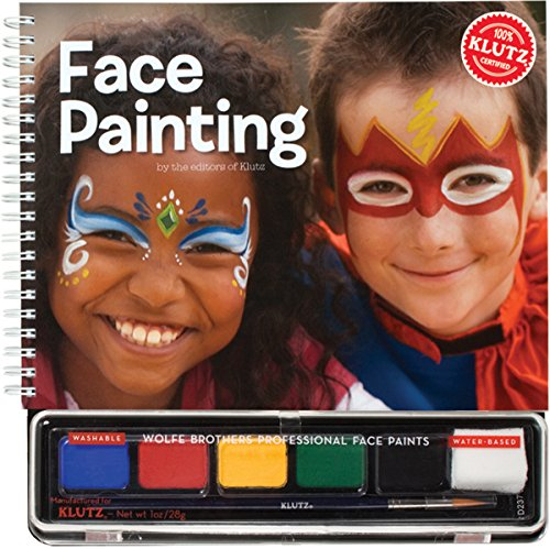 KLUTZ: FACE PAINTING