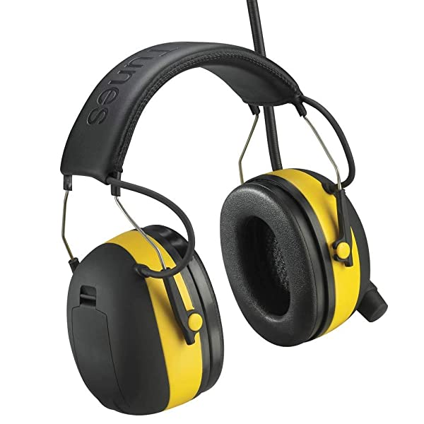 WorkTunes Connect Hearing Protector, Wired (New Version) (Color: New Version, Tamaño: New Version)