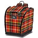 High Sierra Trapezoid Boot Bag Punk Plaid/Black