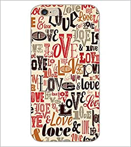 PrintDhaba Car D-5619 Back Case Cover for APPLE IPHONE 6S PLUS (Multi-Coloured)