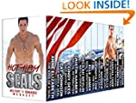 Hot Alpha SEALs: Military Romance Meg...