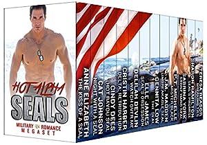 Hot Alpha SEALs: Military Romance Megaset