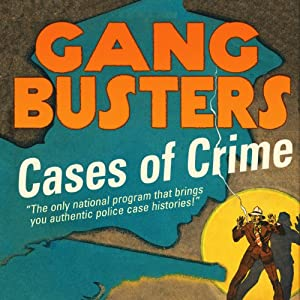 Gangbusters Radio/TV Program