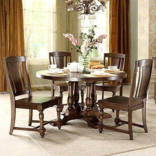 Miraculous Get Price For Riverside Furniture Newburgh Dining Table Top Download Free Architecture Designs Scobabritishbridgeorg