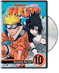 Naruto, Volume 10: Surviving the Cut
